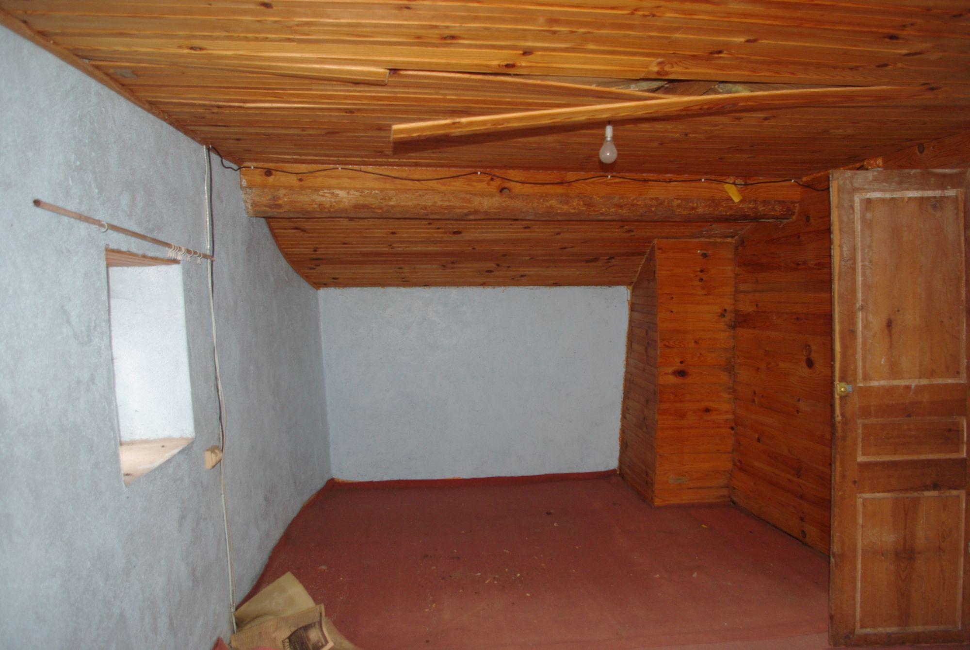 Etat des lieux chambre 2