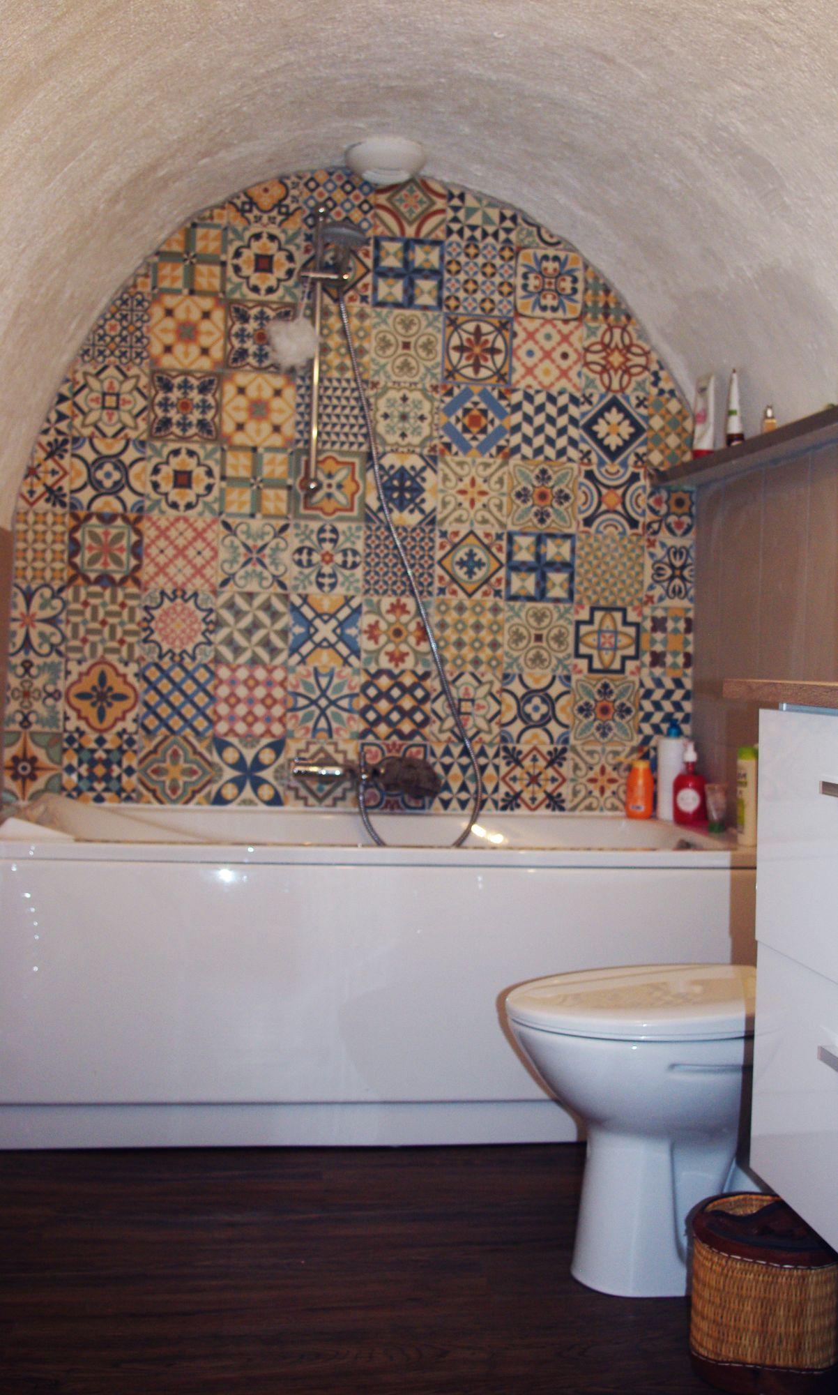Réalisation salle de bains 1